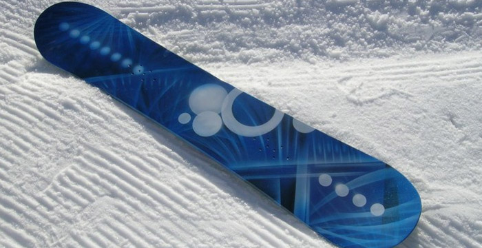 snowboard design upgrade