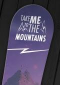 Take Me To the Mountains snowboard wrap