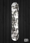 Birch Snowboard Wrap by Board Rockers
