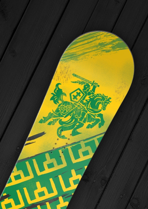 Vytis Snowboard Wrap